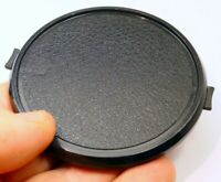 Used Generic Black 77mm Lens Front Cap snap on type S941056