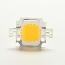 10W Cool / Warm White High Power 30Mil SMD Led Chip Flood Light Bead