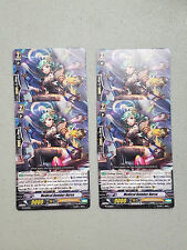 Cardfight!! Vanguard Medical Bomber Nurse PR/0220EN x4
