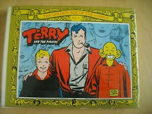 Terry and the Pirates (the Golden Age of the Comics), Milton Caniff, Vol. 4 HC