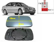 Spiegelglas Spiegel BMW 3er E46 Glas asphärisch E 46 rechts NEU