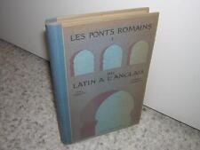 1929.du latin à l'anglais / Crouzet et Fournier