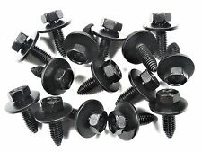 GM Body & Fender Bolts- M8-1.25mm x 25mm- 13mm Hex- 24mm Washer- Qty.15- #169