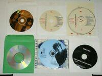 Lot of 5 Rock/Pop CDs: T. Rex/Donovan/Alex Chilton/Belle & Sebastian/Tek 9 (x2)