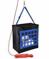 Fire Evacuation Carrier for Kids or Pets up to 40 kg - Escape Bag & Rope 15m