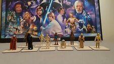 Star Wars Vintage KENNER Figuren 1977*TOP*RARITÄTEN*