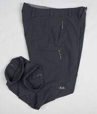 RAB Mens Sawtooth Pants Lightweight Softshell trekking hiking mountain trousers