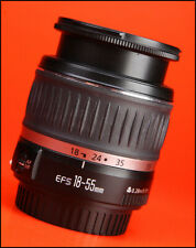 Canon EF-S 18-55mm MK II USM  F3.5-5.6  Zoom Lens - Manual Focus Only Lens