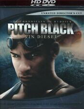 Pitch Black (Hd/Dvd 2006) The Chronicles Of Riddick - Vin Diesel - Unrated Cut