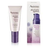 Aveeno - Absolutely Ageless - Intensive Anti-Aging Renewal Serum -1 Fl Oz / 30ml