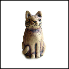 Cat Light Pull / Cord Pull for Bathrooms, Showers & Blinds by Zoo Ceramics
