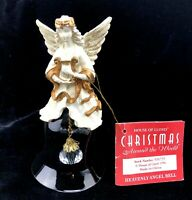 Vintage House of Lloyd Heavenly Angel Bell Christmas Around the World 530735