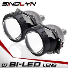 Car Bi-LED Projector Lens Headlight Retrofit H1 H4 H7 9005 90006 3.0'' High Low