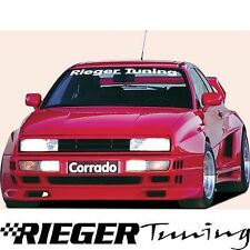 Rieger GFK Fits VW Corrado Gto Side Skirts 8031