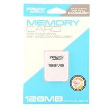 Cartes mémoire pour console de jeux vidéo Nintendo Wii