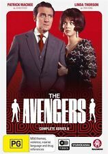 The Avengers - Complete Series 6 NEW R4 DVD