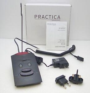 Practica SP-AP20 Audio Processor for Plantronics HW-series QD Headset to Phones