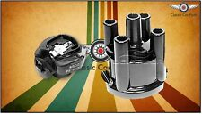 BMW 320 and 320i E21 M10 Distributor Cap and Rotor Pack BH100 - DR460 Fuelmiser