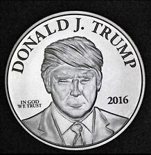 Donald Trump Make America Great Again 999 Silver coin 1 Troy OZ in capsule