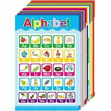 15 Educational Posters for Toddlers Kids Preschool Kindergarten Nursery 15 Pack