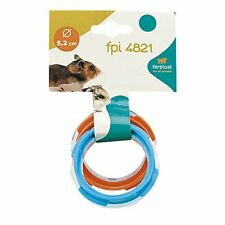 Farplast FPI 4821 ~ hamster cage connecting ring ~ 2 sets