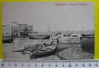 cartolina Puglia - Taranto Ponte di Napoli - TA CC675