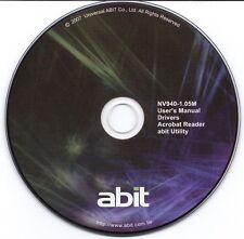 ABIT DRIVER CD TREIBER KN9, KN9-S, KN9-ULTRA, FATAL1TY AN9-32X