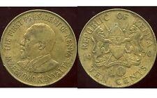 KENYA 10 cent 1970