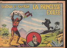 Aventures et Mystère n°62 - Raoul et Gaston. 1948