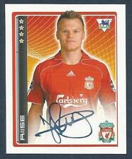 MERLIN-2007-F.A.PREMIER LEAGUE 07- #215-LIVERPOOL & NORWAY-MONACO-RIISE