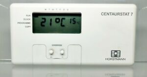 Horstmann Centaurstat  7 Day Programmable Room ThermoStat Pre-Owned