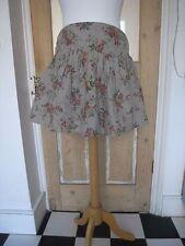 Atmosphere Short/Mini Floral Flippy, Full Skirts for Women
