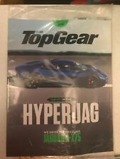 Top Gear magazine July 2013 unopened with free James May book. subscribers ed.