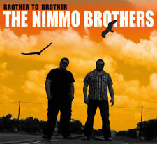 The Nimmo Brothers : Brother to Brother CD (2012) ***NEW***