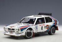 1:18 AutoArt 88620 Lancia Delta S4 Tour De Corse 1986 Nr. 4 Toivonen, NEU&OVP
