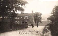 Stanbury near Haworth & Keighley. Eagle Inn. The Silent Inn.