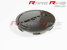 Rota alloys Centre Cap Gloss Black Flat Embossed (caps)