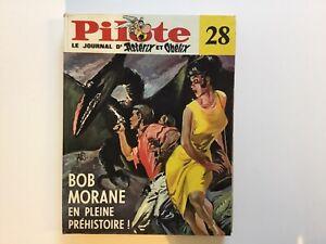 PILOTE ALBUM RELIURE  FRANCAISE N°28 de 1966 du n°313 au n°322