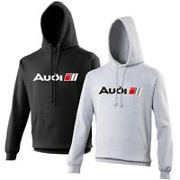 Audi Sport Hoodie VARIOUS SIZES & COLOURS R8 RS3 RS4 RS5 RS6 Car Enthusiast