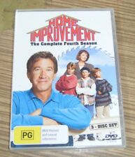 New Sealed DVD - Home Improvement: The Complete Fourth Season