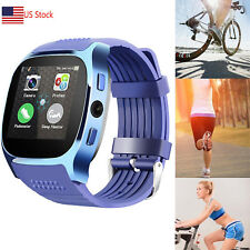 Smart Watch Bluetooth Smart Cell Phone Wrist Watch Support SIM Card for Android