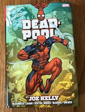 Deadpool Omnibus Hardcover Volume 1 Joe Kelly Marvel OOP Rare