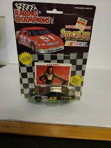 Racing Champions NASCAR Die Cast Racing Car Card #51 Kyle Petty NEW NOS