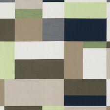 5 3/4 yds Maharam Study View Geometric Upholstery Fabric Free Shipping! (FW3138)