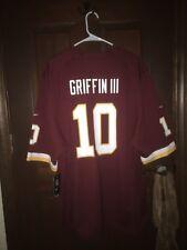 Nwt* Mens Nike Size Xl Robert Griffin Iii 'Rg3' Redskins Nfl Football Jersey
