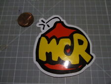 MCR Sticker / Decal Auto Phone GLOSSY ROCK MUSIC BAND NEW