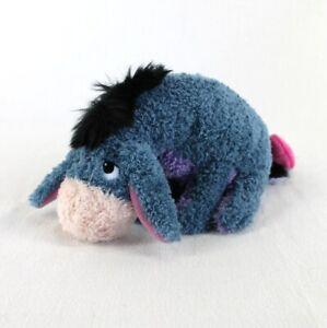 "Disney Gund Eeyore Bean Bag Plush Toy Winnie the Pooh Stuffed Animal Donkey 8"""