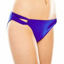 Arizona Side-Loop Hipster Swim Bottoms Juniors Size M, L New  Msrp $28.00