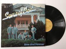 Sons Of God NOW AND FOREVER MINT vinyl LP +bonus CD TESTED southern gospel