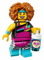 LEGO Collectible Minifigure Series 17 - Dance Instructor 71018 FACTORY SEALED